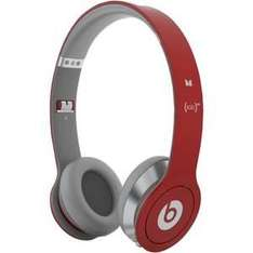 Monster Cable Beats Solo HD Red Headphones - £119 @ Laskys