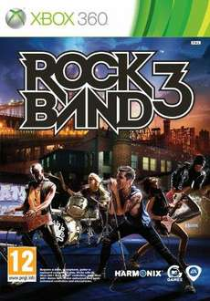 Rock Band 3 (Xbox 360) - £19.98 @ Game (Instore)