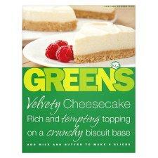 Green's Original Cheesecake Mix - Tesco 64p