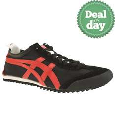Mens ONITSUKA TIGER MEXICO 66 DX Trainers £33.50 delivered @ Branch 309