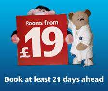 Some cheap Travelodge rooms in London during August Summer hols
