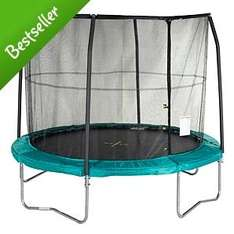 10ft Trampoline with Enclosure - £99.00 @ Asda Direct