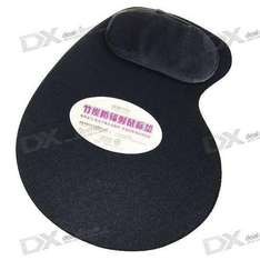Bamboo Charcoal Mouse Pad with Wrist Rest - £1.84 Delivered @ Deal Extreme