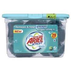 Ariel Excel with Febreze Liquitabs 20 Washes (Pack of 3)  - 60 washes for £5.49 @ Amazon - BACK IN STOCK