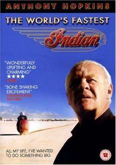 The Worlds Fastest Indian (DVD)  - £2.99 Delivered @ Base