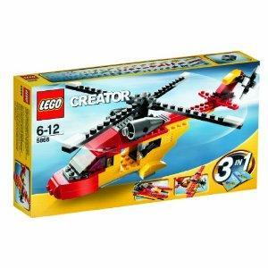 Lego Creator Rotor Rescue - £6.89 delivered @ Amazon