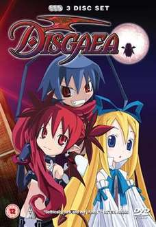 Disgaea Complete Collection (DVD) - £4.99 @ Anime-On-Line