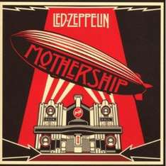 Led Zeppelin -  Mothership: The Best of (2 CD) - £4.47 @ Amazon