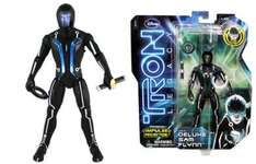 Tron Legacy Deluxe Figures and Toys - 50% off or more eg. White Light Cycle Vehicle was £18 now £5 @ The Toy Shop (The Entertainer)