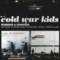 Robbers & Cowards: Cold War Kids (CD Album) - £3.99 @ Amazon