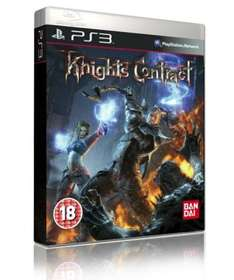 Knights Contract (Xbox 360) (PS3) - £14.86 @ Shopto