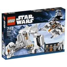 Lego Star Wars Hoth Wampa Cave 8089 - £17.50 @ Tesco (Instore Only)
