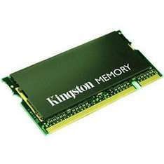 Kingston KVR1333D3S9/2G 2GB 1333MHz DDR3 204 pin SODIMM Laptop / Notebook Memory - now £13.99 delivered @ Play.com