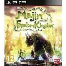 Majin & the foresaken kingdom PS3 £7.88 using ( MOREPM10 ) code @Priceminester gzoop seller