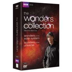 Wonders of The Universe / Wonders of The Solar System Box Set (DVD) (4 Disc) - £17.99 Delivered @ Play