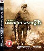 Call of Duty Modern Warfare 2 (PS3) (Pre-owned) - £7.99 @ Gamestation