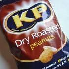 KP Dry Roasted Peanuts 300g £1 at Iceland