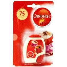 Canderel 75 Tablets - 80p delivered @ Amazon