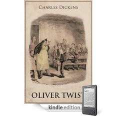 Free Oliver Twist (Kindle Edition) + Many More (was £1.99) @ Amazon