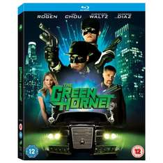 The Green Hornet (Blu-ray) - £11.98 Delivered @ MyMemory (Part of 2 for £20 DEAL) + 4% Quidco