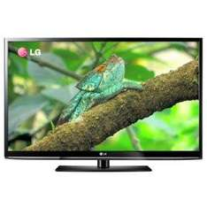 "LG 50PK350 - 50"" Widescreen Full HD 1080p 600Hz Plasma TV with Freeview - £439.99 @ Amazon"