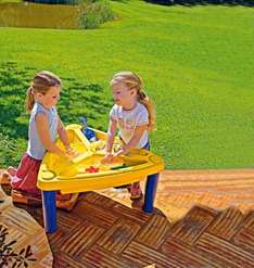 Sand and Water Table - £10.98 Delivered @ eBay Argos Outlet