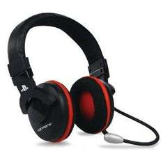 4Gamers Headset Officially Licensed (PS3) - £31.98 @ Amazon