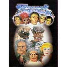 Terrahawks: Complete Series (DVD) - £9.22 Delivered @ Amazon