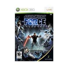 Star Wars: The Force Unleashed (Xbox 360) - £14.35 Delivered (with code) @ My Memory