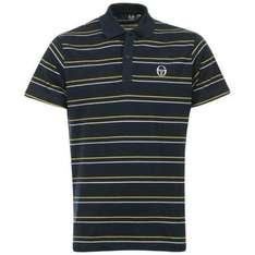 Men's Sergio Tacchini Polo Shirts - £8.99 (DOTD) @ eBay In The Label Outlet