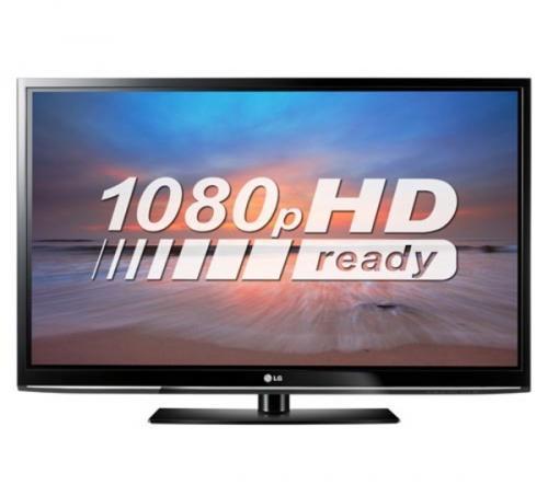 """LG 50PK350 - 50"""" HD 1080p 600Hz Plasma TV - £469.99 Delivered @ Dixons (+ 3% Quidco / 3.03% TCB)"""