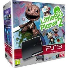 PS3 Console: 320GB with Little Big Planet 2 - £229.99 @ Amazon