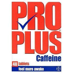 Pro Plus Caffeine Tablets x48 just £2.30 @ Amazon