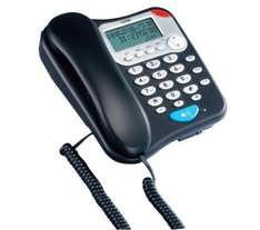 LOGIK L03TEL10 Desk Phone - Black, £7.99, Delivered @ Currys Using Code (see 1st comment)