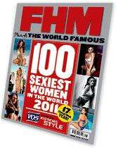 Free Issue of FHM for First 1,000 People - Be Quick (Call Required)