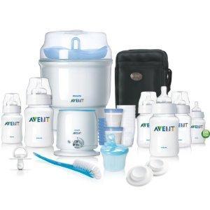 Philips AVENT Complete Bottlefeeding Set. Half Price - Now £60 @ Amazon