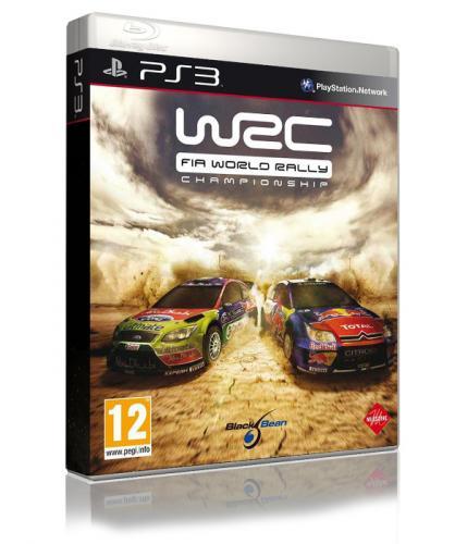 WRC FIA World Rally Championship (PS3) - £11.86 @ Shopto