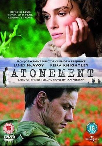 Atonement (DVD) - £1.99 @ Choices UK