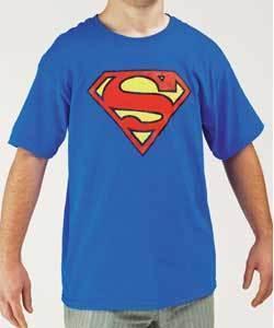 Superman T-Shirt (Medium) - £3.99 Delivered @ eBay Argos Outlet