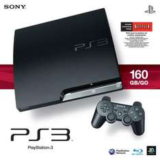 PS3 160GB for £194.99 less 10%. (Buy at Curry's, Price Match Sainsburys? -10%)