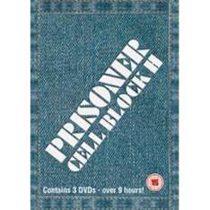 Prisoner Cell Block H: Best Of Box Set (DVD) (3 Disc) - £11.54 or £6.54 (using code FIRSTBUY5) @ Price Minister Sold by Gzoop