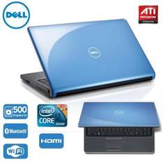 Dell Inspiron 17.3 inch Laptop - 4GB/ 500GB/ i3 370M/ 1GB ATI HD 5450/ 2 Year Warranty/ 1600x900 Resolution - £407.90 Delivered (4% Quidco Available) @ iBOOD