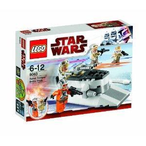 Lego Star Wars 8083 Rebel Trooper Battle Pack - £6.69 @ Amazon
