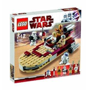 Lego Star Wars 8092 Luke's Landspeeder - £17.99  @ Amazon