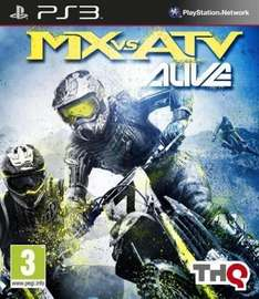 MX vs ATV: Alive (Xbox 360) (PS3) (Pre-order) - £17.85 @ Zavvi