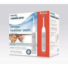Philips Sonicare HX6782/33 Healthy White Rechargeable Toothbrush -TWIN PACK WAS £210 Now £59.99 DELIVERED At Amazon UK
