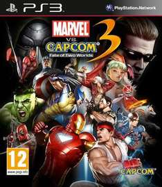 Marvel vs Capcom 3: Fate of Two Worlds (PS3) - £19.99 @ Gameplay