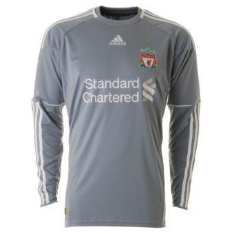 Liverpool Home Goalkeeper Shirt - £12.42 @ JJB Sports
