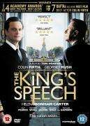 The King's Speech (DVD) - £4.99 On Monday @ Best Buy