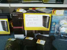 Sony PS3 Console: 40GB - £89 @ Cash Converters (Bristol, Bedminster)